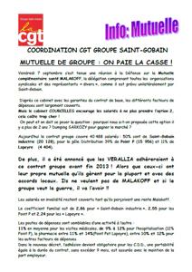 Télécharger le tract d'informtion de la mutuelle de groupe