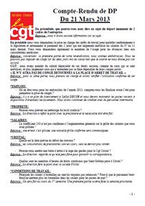 Télécharger le CR DP du 21 mars 2013